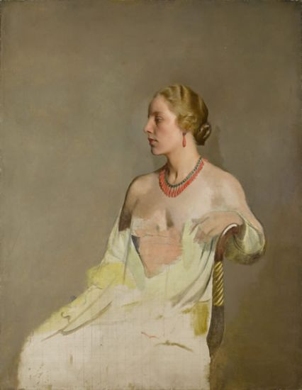 Portrait of Jane XIX -